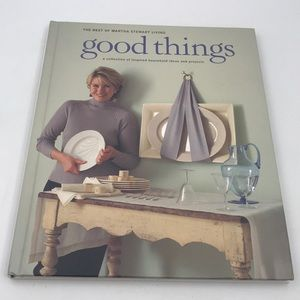 The Best of Martha Stewart Living:Good Things Book